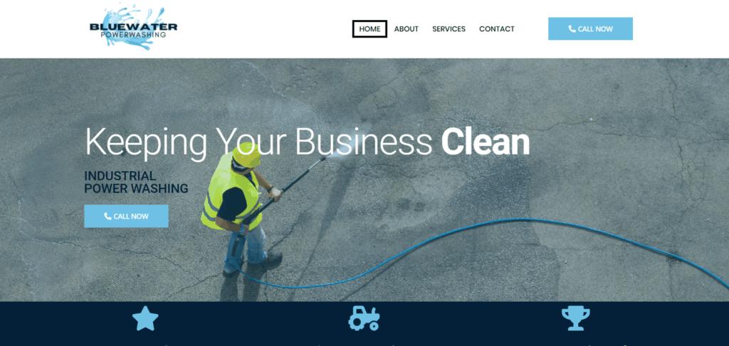 Bluewater Power Washing Flesherton Ontario Canada